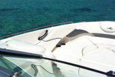28 ft. Monterey 278 SS Bow Rider Boat Rental Ibiza Image 5