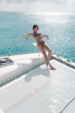 47 ft. Luxury Catamaran N/A Catamaran Boat Rental Holetown Image 4