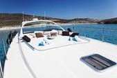 50 ft. Alfamarine Open High Speed 50 Motor Yacht Boat Rental Mikonos Image 2