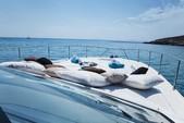 50 ft. Alfamarine Open High Speed 50 Motor Yacht Boat Rental Mikonos Image 3