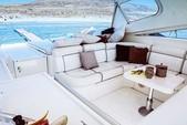 50 ft. Alfamarine Open High Speed 50 Motor Yacht Boat Rental Mikonos Image 5