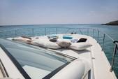 50 ft. Alfamarine Open High Speed 50 Motor Yacht Boat Rental Mikonos Image 18