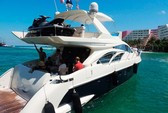 60 ft. Azimut N/A Motor Yacht Boat Rental Cancún Image 1