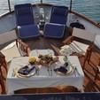 70 ft. Burger 75 Motor Yacht Boat Rental Nassau Image 2