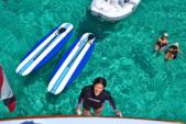 70 ft. Burger 75 Motor Yacht Boat Rental Nassau Image 4