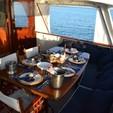 70 ft. Burger 75 Motor Yacht Boat Rental Nassau Image 24