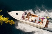 28 ft. Airon Marine 25 Cruiser Boat Rental Sorrento Image 8