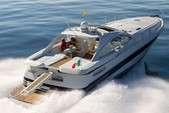 59 ft. Pershing 54 Motor Yacht Boat Rental Sorrento Image 2