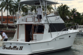 42 ft. Hatteras 42 Cockpit Motoryacht Offshore Sport Fishing Boat Rental Las Jarretaderas Image 1