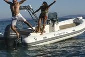 21 ft. Capelli Tempest 650 Inflatable Boat Rental Lagos Image 7