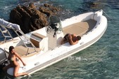 21 ft. Capelli Tempest 650 Inflatable Boat Rental Lagos Image 9