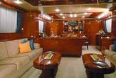 100 ft. Falcon 1999 Motor Yacht Boat Rental Mikonos Image 3