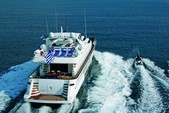 100 ft. Falcon 1999 Motor Yacht Boat Rental Mikonos Image 4