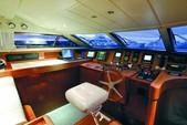 100 ft. Falcon 1999 Motor Yacht Boat Rental Mikonos Image 5