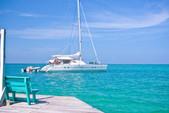 47 ft. Jeanneau Lagoon Catamaran Boat Rental Belize City Image 2