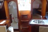 33 ft. Ronautica RO 330 Sloop Boat Rental Vigo Image 1