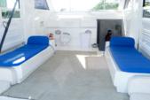 46 ft. Custom sportfish Offshore Sport Fishing Boat Rental Las Jarretaderas Image 1