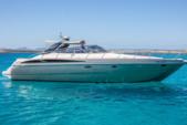 49 ft. Cranchi Mediterranee 50 Motor Yacht Boat Rental Eivissa Image 2