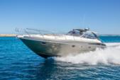 49 ft. Cranchi Mediterranee 50 Motor Yacht Boat Rental Eivissa Image 3