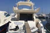 55 ft. Azimut 55 Evolution Motor Yacht Boat Rental Beaulieu-sur-Mer Image 2