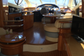 55 ft. Azimut 55 Evolution Motor Yacht Boat Rental Beaulieu-sur-Mer Image 9