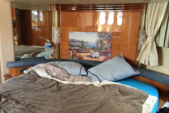 55 ft. Azimut 55 Evolution Motor Yacht Boat Rental Beaulieu-sur-Mer Image 13