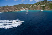 42 ft. Sea Ray 420 Sundancer Motor Yacht Boat Rental Gustavia Image 2