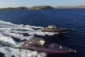 36 ft. ecomariner Cigarette Speedboat 36 Boat Rental Mikonos Image 11