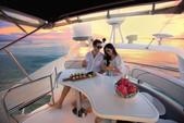 57 ft. Aicon Yachts Sport Cruiser Motor Yacht Boat Rental Sukawati Image 4