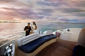 57 ft. Aicon Yachts Sport Cruiser Motor Yacht Boat Rental Sukawati Image 3