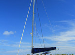 50 ft. Lagoon 500 Catamaran Boat Rental Belize City Image 6