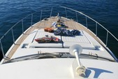50 ft. VZ 50 Fly Motor Yacht Boat Rental Giardini Naxos Image 7