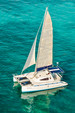 40 ft. Catamaran Cruisers Aqua Cruiser Catamaran Boat Rental Cancún Image 3