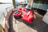 82 ft. San Lorenzo 82 Motor Yacht Boat Rental Nassau Image 2