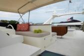 82 ft. San Lorenzo 82 Motor Yacht Boat Rental Nassau Image 4