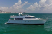 85 ft. Pacific Mariner Motor Yacht 85 Motor Yacht Boat Rental West Palm Beach  Image 10