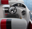 22 ft. Bentley 220 Elite Sport Pontoon Boat Rental Miami Image 1