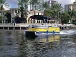 22 ft. Bentley 220 Elite Sport Pontoon Boat Rental Miami Image 2