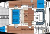 42 ft. Custom Catamaran Catamaran Boat Rental Moss Town Image 20