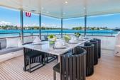 110 ft. Horizon Yacht Motoryacht Motor Yacht Boat Rental Miami Image 3