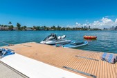 110 ft. Horizon Yacht Motoryacht Motor Yacht Boat Rental Miami Image 8