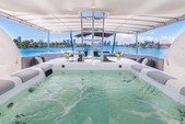 110 ft. Horizon Yacht Motoryacht Motor Yacht Boat Rental Miami Image 14