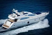 64 ft. Aicon Yachts 64 Motor Yacht Boat Rental Giardini Naxos Image 1