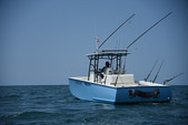 34 ft. Custom Center Console Center Console Boat Rental Tamarindo Image 10