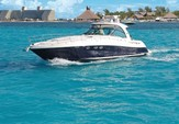 53 ft. Searay SUNDANCER Motor Yacht Boat Rental Cancún Image 1
