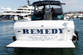 60 ft. Couach Yacht Motor Yacht Boat Rental Los Angeles Image 5