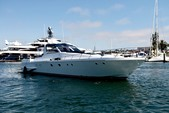 60 ft. Couach Yacht Motor Yacht Boat Rental Los Angeles Image 8