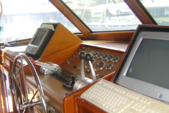 75 ft. Hatteras Cockpit Motor Yacht Motor Yacht Boat Rental West Palm Beach  Image 22