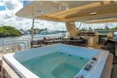 105 ft. Azimut 105 Motor Yacht Boat Rental Miami Image 4