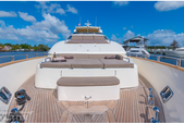 105 ft. Azimut 105 Motor Yacht Boat Rental Miami Image 6